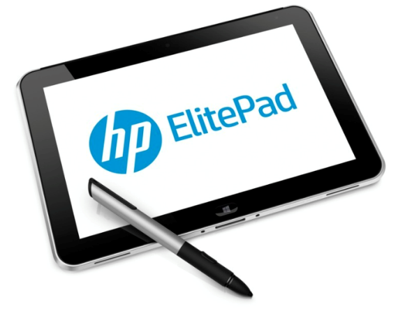 hp, tablet
