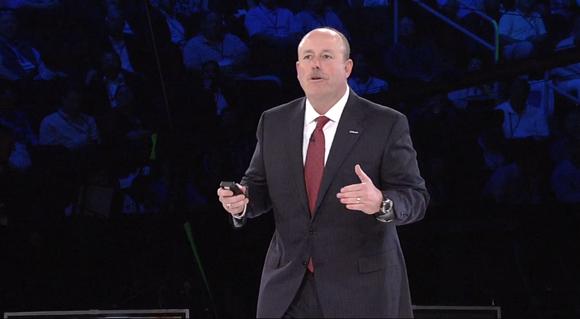 Microsoft's Kevin Turner