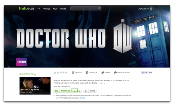 DR Ready with a New Streaming Service