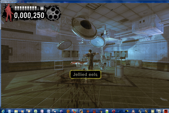 Typing of the Dead: Overkill surgery screenshots