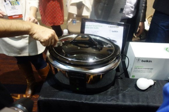 belkin crock pot