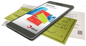 mitek mobile photo bill pay with checks