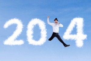 Tech Resolutions 2014