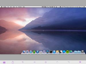 screens ipad desktop