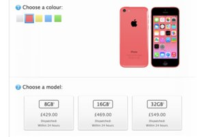 iphone5c8gb