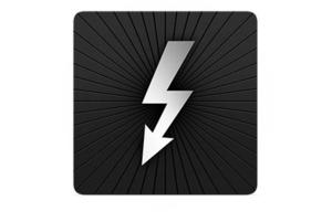 apple thunderbolt icon