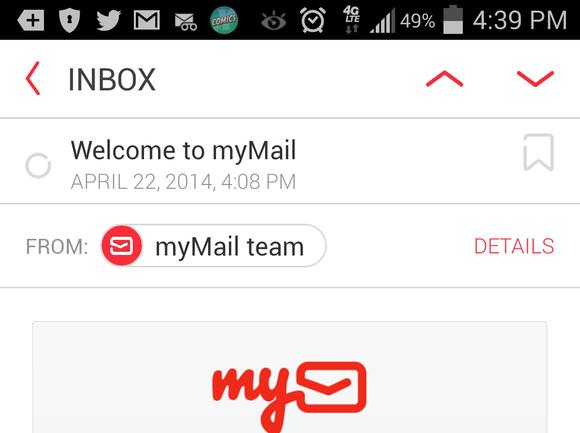 mymail primary