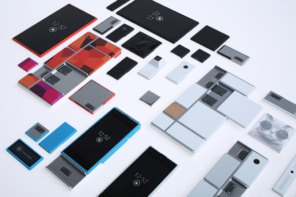 Before Project Ara, others envisaged a modular phone, too