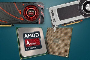 The GPU versus the CPU