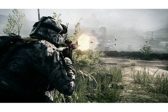 Free Game Alert The Pc Version Of Battlefield 3 Is On