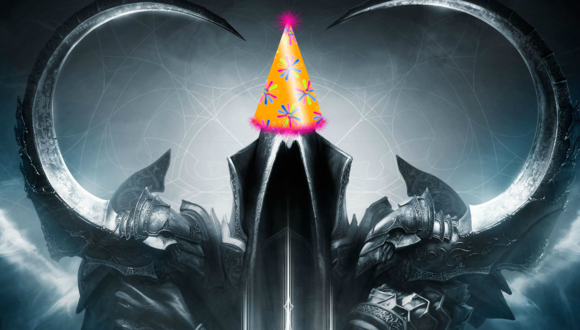 Diablo III: Reaper of Souls Birthday