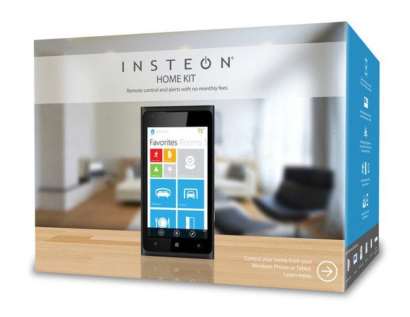 Microsoft Insteon home kit