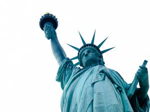 statue of liberty 136608031