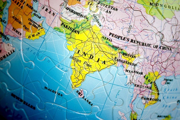 world 3d puzzle india 98991884