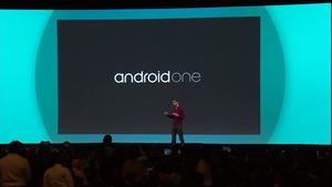 google io sundar pinchai android one
