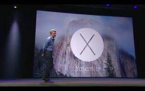 OS X Yosemite Federighi