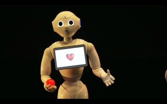 """Résultat de recherche d'images pour """"pepper robot yeux"""""""