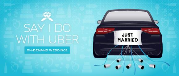 uber wedding