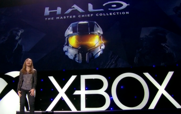 xbox one halo master chief collection e3 2014