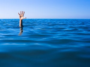 drowning overwork help