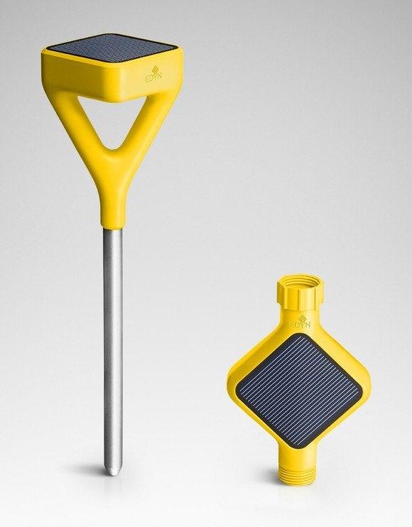 Edyn garden sensor and water valve