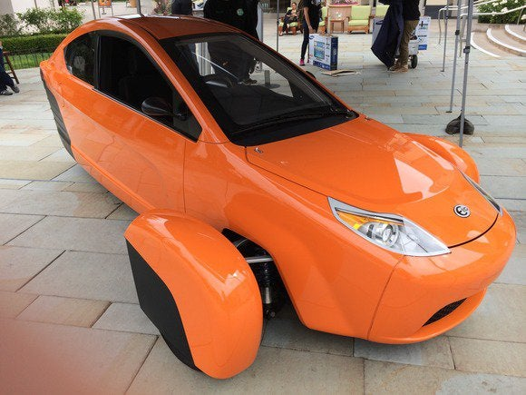 elio car prototype 4 july 2014