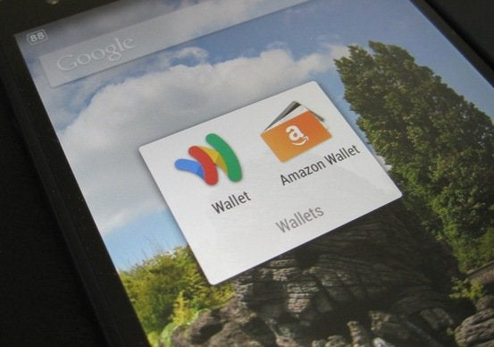 google vs amazon wallet