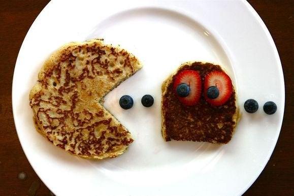 PacMan Breakfast