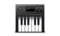 audio midi setup icon