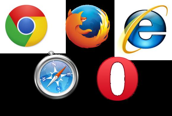 browser comparison sept 2014
