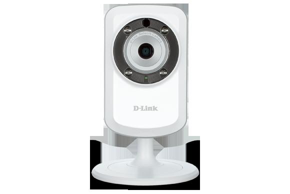 D-Link DCS-933L Wi-Fi camera