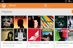 google play music playlists