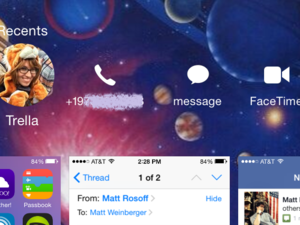 ios8 message contact