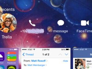 ios8 message contact