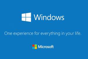 windows one experience