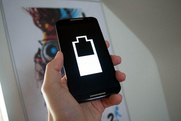 amoled black battery icon