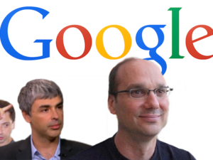 andy rubin goodbye google