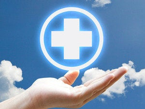 healthcare security hp