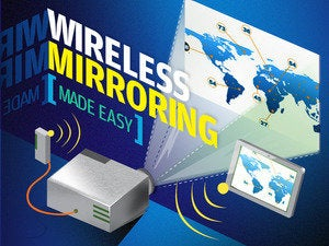 wireless mirroring