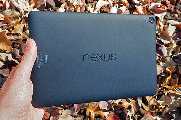 Nexus 9, Android 5.0