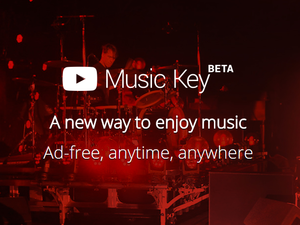 youtube music key beta primary