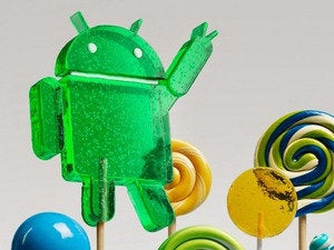 droid lollipop