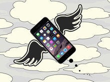 When iPhones fly? Don't put it past Apple