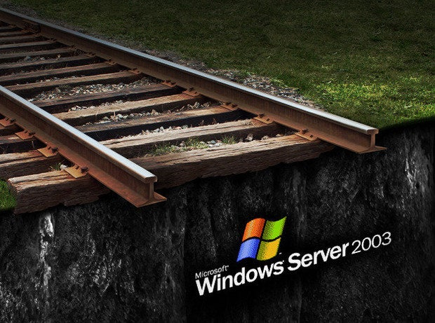 Windows end of the line