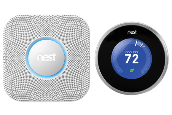 Nest and Nest Protect