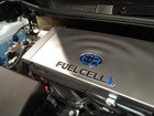 toyota mirai fuel fell cover engine sf auto show