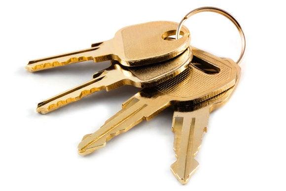 keys primary