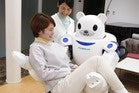riken teddy bear robot