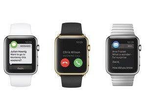 apple watch three faces