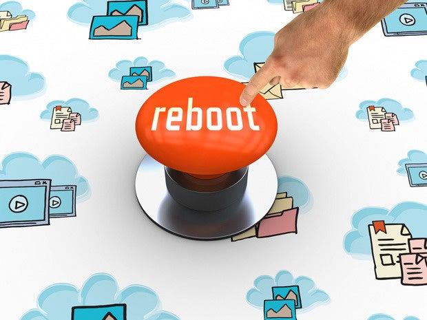 cloud reboot